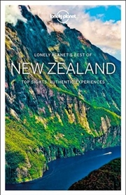 Lonely Planet - Best Of New Zealand