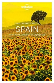 Lonely Planet  - Best Of Spain 2