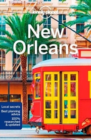 Lonely Planet Travel Guide - New Orleans 8