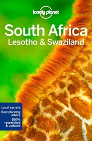 Lonely Planet Travel Guide - South Africa Lesotho And Swaziland