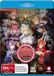 Seven Mortal Sins - Complete Series