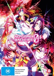 No Game, No Life - Zero | DVD