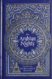 The Arabian Nights Barnes & Noble Leatherbound Classic Collection | Hardback Book