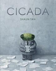 Cicada   Hardback Book