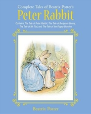 The Complete Tales of Beatrix Potter's Peter Rabbit | Hardback Book