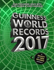 Guinness World Records: 2017 | Hardback Book