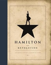 Hamilton The Revolution | Hardback Book