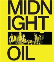 Midnight Oil | Hardback Book