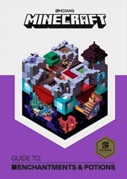 Minecraft Guide to Enchantments and Potions | Hardback Book