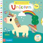 My Magical Unicorn   Hardback Book