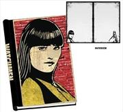 Watchmen - Journal Silk Spectre Pop Art