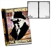 Watchmen - Journal Rorschach Pop Art