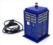 Doctor Who - TARDIS USB Hub Station 11th Series