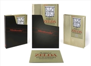 The Legend of Zelda - Legend of Zelda Encyclopedia Deluxe Hardcover
