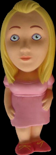 The Big Bang Theory - Penny Stress Doll