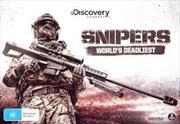 Sharpshooters - World's Deadliest Sniper