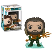 Aquaman Movie - Arthur (Aquaman) Pop! Vinyl