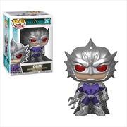 Aquaman Movie - Orm Pop! Vinyl