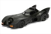 Batman - Batmobile 1989 1:32 Free Rolling