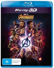 Avengers - Infinity War | 3D Bluray