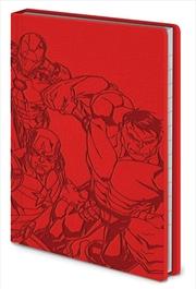 Avengers A6 Premium Notebook