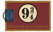 Harry Potter - Platform 9 & 3/4 Doormat | Merchandise