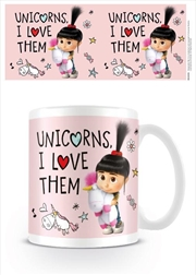 Despicable Me - Unicorns I Love Them