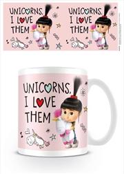Despicable Me - Unicorns I Love Them | Merchandise
