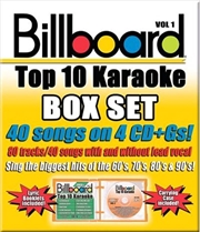 Billboard Top 40 Box Set: Vol1 | CD