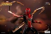 Avengers 3: Infinity War - Iron Spider 1:10 Statue