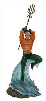 Aquaman Movie - Aquaman PVC Statue