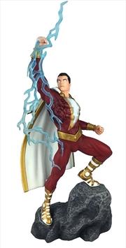 Shazam - Shazam Comic PVC Statue | Merchandise