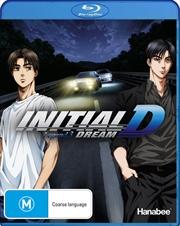Initial D Legend 3 Dream | Blu-ray