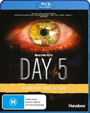 Day 5 - Season 1 And 2 | Blu-ray
