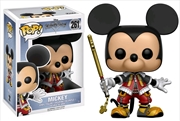 Kingdom Hearts - Mickey Pop! Vinyl | Pop Vinyl