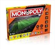 Hyundai A-League Monopoly