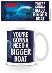Jaws - Bigger Boat | Merchandise