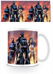 DC Comics - Justice League Trio | Merchandise