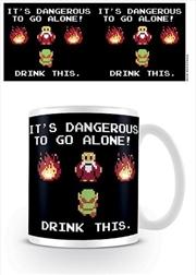 The Legend Of Zelda - Drink This   Merchandise