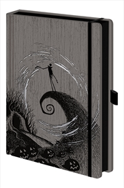 Nightmare Before  Xmas A5 Premium Notebook