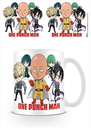 One Punch Man - Chibi