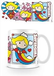 DC Comics - Justice League Supergirl Chibi   Merchandise