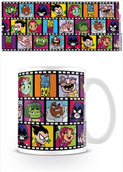 Teen Titans Go! - Film Strips
