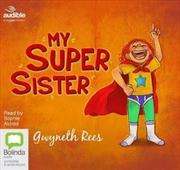 My Super Sister | Audio Book