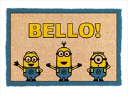 Minions Bello Doormat | Merchandise