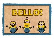 Minions Bello Doormat | Merchandise