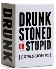 Drunk Stoned or Stupid Expansion 1