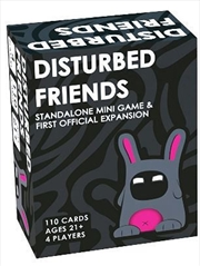 Disturbed Friends First Expansion | Merchandise