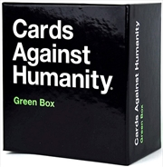 Cards Against Humanity Green Box | Merchandise