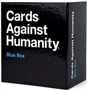 Cards Against Humanity Blue Box | Merchandise